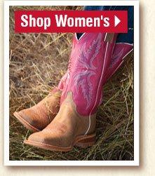 Shop Women's Western