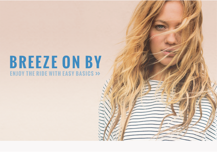 Breeze on By - Enjoy the ride with easy basics