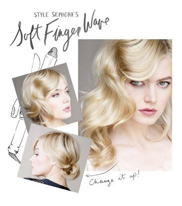 Soft Finger Wave