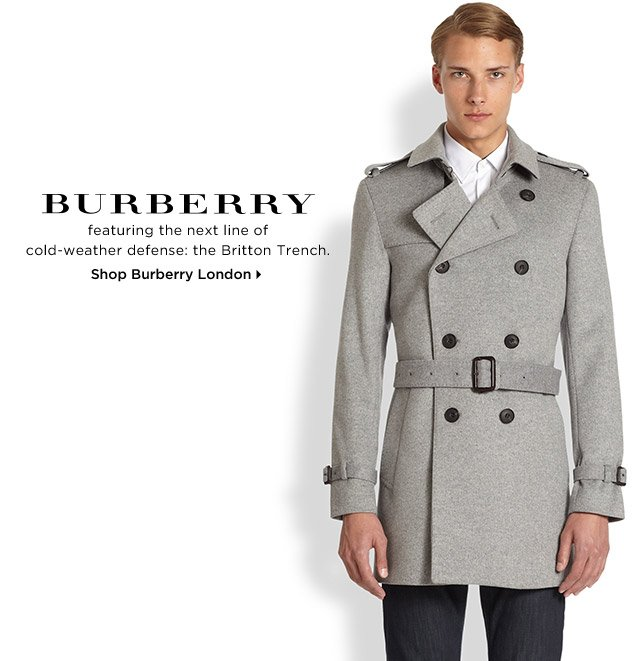 Shop Burberry London
