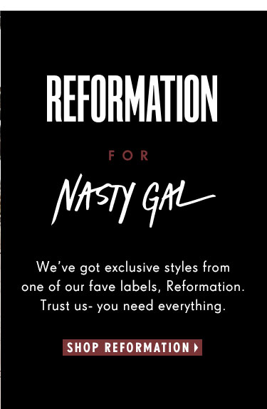 Shop Reformation