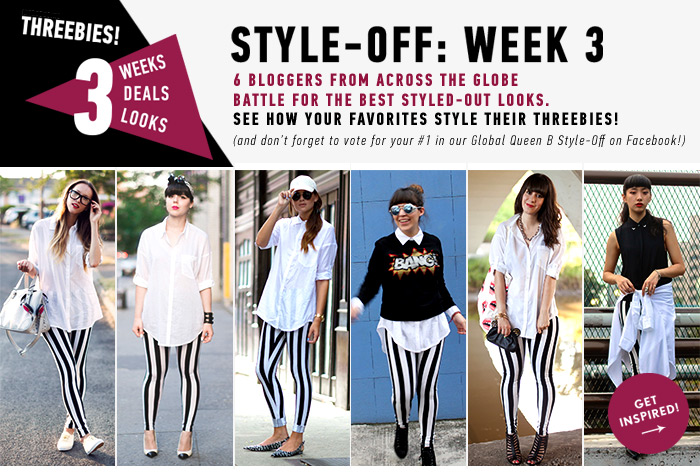 Style-Off: Week 3 - Shop Now