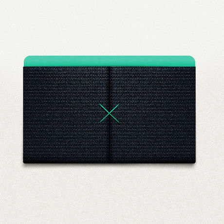 Slim Wallet // Navy