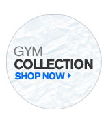 GYM COLLECTION. SHOP NOW.