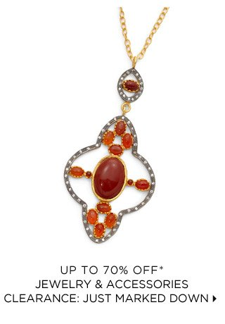 Up To 70% Off* Jewelry & Accessories Clearance: Just Marked  Down