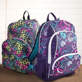 Love to Learn: Girls' Backpacks