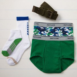 Prepped & Ready: Boys' Essentials