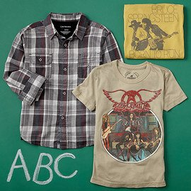 Cool for School: Boys' Tees