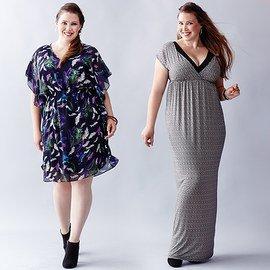 Dress du Jour: Plus-Size Apparel