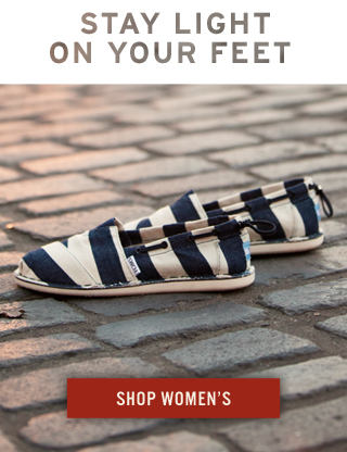 Stay light on your feet - Shop Women's Stitchouts