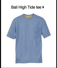 Bali High Tide tee. Shop now.