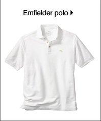 Emfielder polo. Shop now.