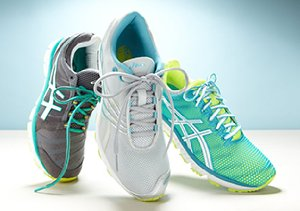 On the Move: Athletic Shoes