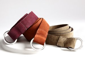 Leone Braconi: Belts for Fall