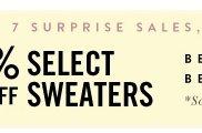 7 surprise Sales