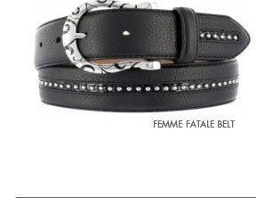 Femme Fatale Belt