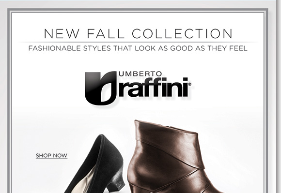 Introducing the fashionable NEW Raffini Fall Collection where style meets comfort. Featuring fashionable styles that look as good as they feel, shop boots, dress shoes, casual styles and more. Plus, FREE Shipping on ALL Sale Sandals ends Sunday! Shop now to find the best selection at The Walking Company.