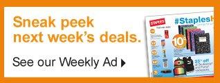 Sneak  peek next weeks deals. See our Weekly Ad.