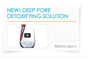 Deep Pore Detoxifying Solution Video>