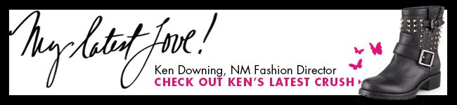 Check out Ken's latest crush