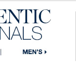 MEN'S AUTHENTIC ORIGINALS