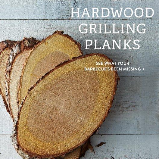 Hardwood Grilling Planks
