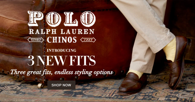 Chino Fit Guide