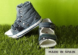 Billowy Shoes: Made in Spain