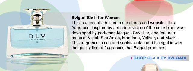 Shop BLV II by Bvlgari