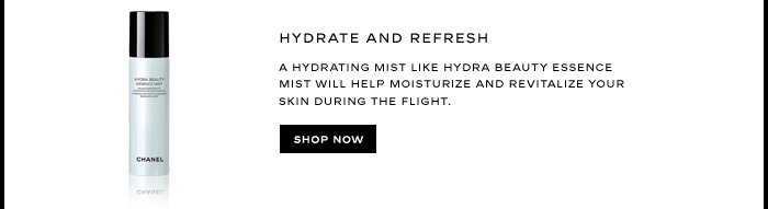 HYDRATE AND REFRESH 