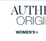 WOMEN'S AUTHENTIC ORIGINALS >