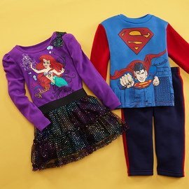 Cast of Characters: Kids' Apparel