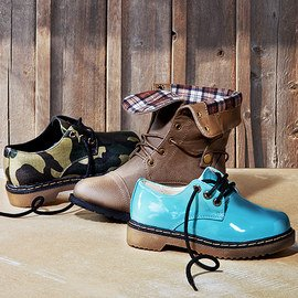 Fashion Trend: Military-Inspired Shoes