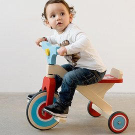 Pretend Play: Wooden Toddler Toys