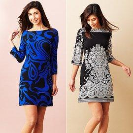 The Modern Way: Women's Dresses