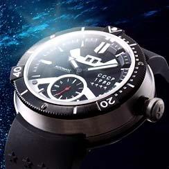 Earnshaw & CCCP Watches