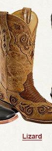 Womens Lizard Boots on Sale
