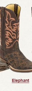 Mens Elephant Boots on Sale