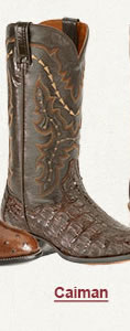 Mens Caiman Boots on Sale