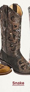 Womens Snake Boots on Sale