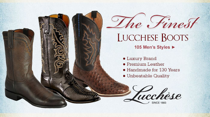 Shop Mens Lucchese Boots