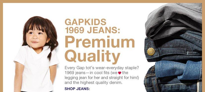 GAPKIDS 1969 JEANS: Premium Quality | SHOP JEANS