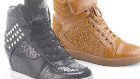 Keep Up With The Trend: Sneaker Wedges