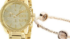 All Gold Watches and Jewelry