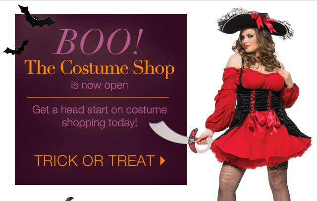 Boo! The Costume Shop