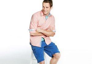 Preppy Wardrobe: Shirts, Shorts & Chinos