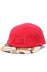 Play Cloths Dark Horse Navigator Hat in Chili Pepper