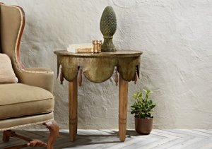 Finishing Touch: Accent Tables