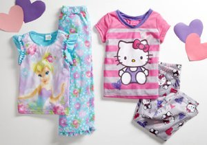 Slumber Party: Girls' Sleepwear