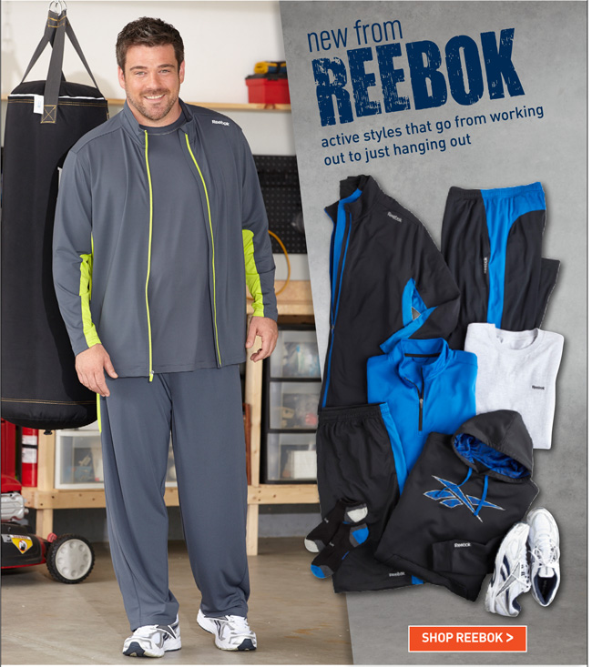 Shop All Reebok